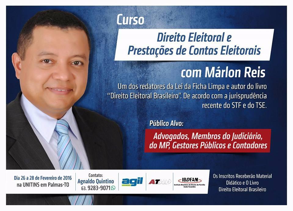 curso-direito-eleitoral-prestacao-contas-marlon-reis-cleorbete