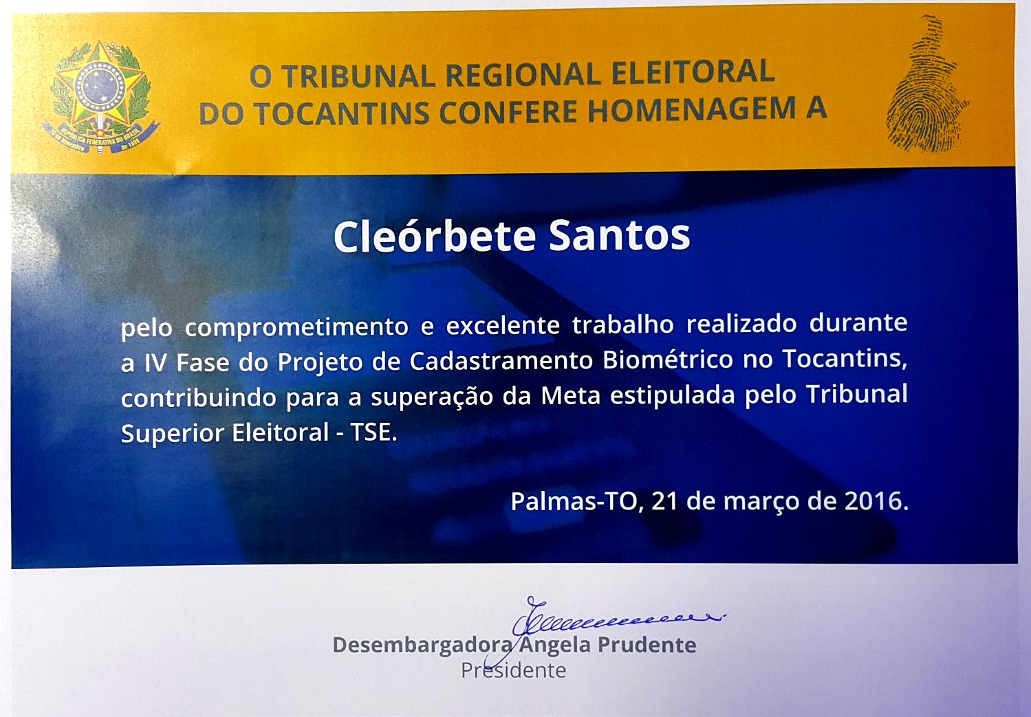 homenagem-tribunal-regional-eleitoral-do-tocantins-cleorbete