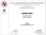 [2015] FEMA and Texas - Network Assurance
