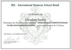 [2016] IBS - Brazil Management Week