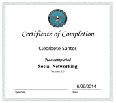 Social Networking - DoD