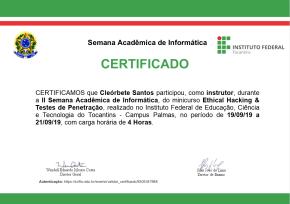 [2019] cleorbete-semana-academica-ifto-pentesting