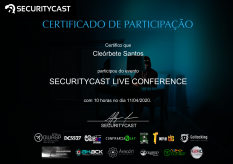 [2020] SecurityCast Live Conference