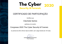 [2020] The Cyber - The Forense