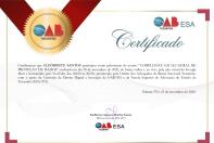 certificado-cleorbete-oab-tocantins-lgpd-compliance